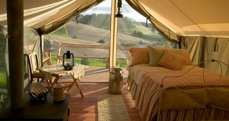 Travel Bug: Glamping