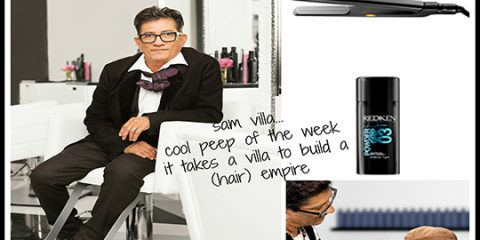 Cool Peep: It Takes a Sam to Build a Villa