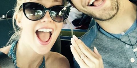 Pitch Perfect stars Anna Camp & Skylar Astin Are Engaged - Aca- AWESOME!