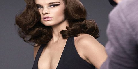 Redken names Crystal Renn as newest brand muse