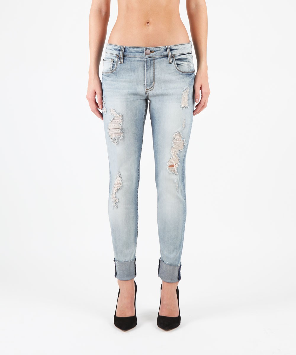 the perfect jeans Carlie Tomboy Jean STS blue