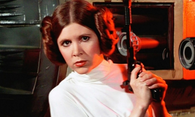 Iconic Star Wars Actress Carrie Fisher Dies at 60 RIP Carrie Fisher