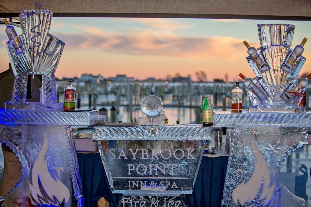 ring in the new year at Saybrook Point Inn