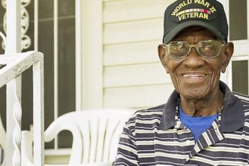 Pay it Forward: Richard Overton 110 year old US Veteran needs our help