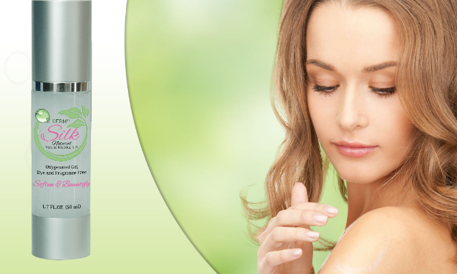 Editor Fave: O2 Derm Silk Natural Topical Healing Gel