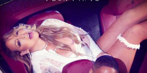 Mariah Carey wears La perla in new video