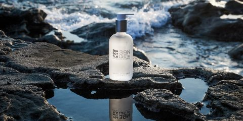 Sea Bottle, Natural Hand Wash in Coastal Lavender