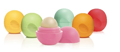 eos lip balm beauty hacks