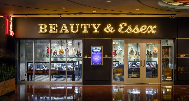 Beauty & Essex opens in Las Vegas