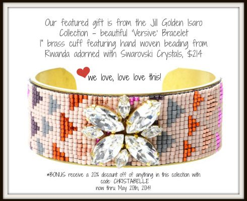 Mamma dealt with your drama...now drape her in these fab 8 jewelry pressies...