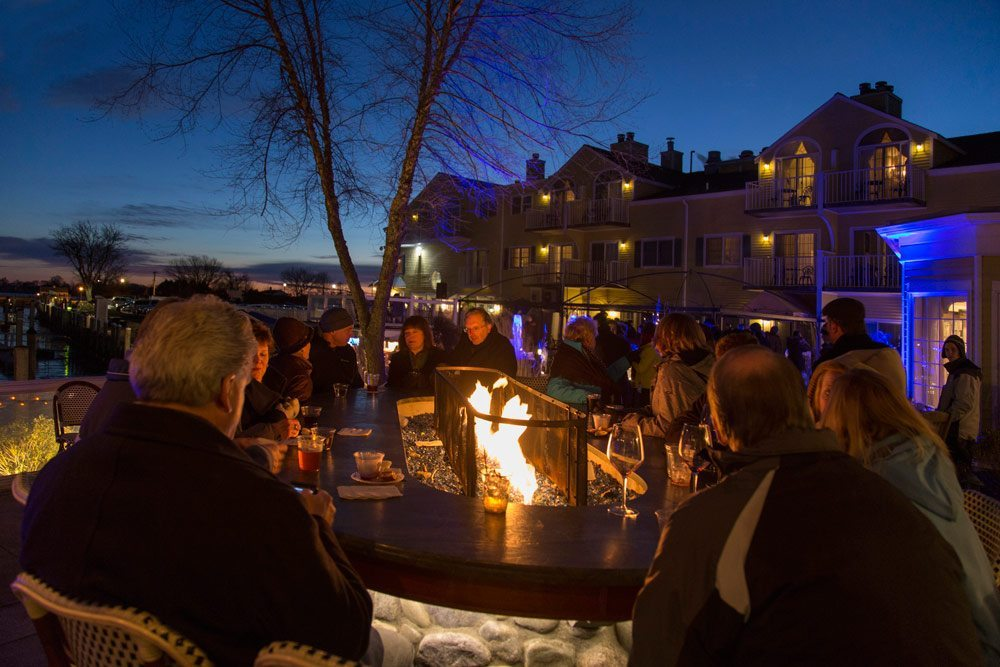 Ring In The New Year at Saybrook Point